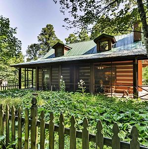 Black Mountain Cabin With Screend Porch & Scenic View photos Exterior