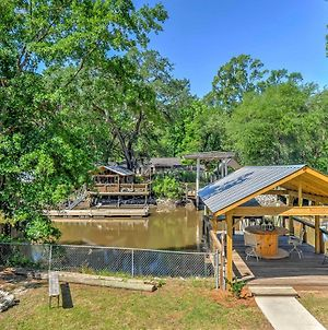 Isle Of Wight Tri-Level Home With Private Boat Dock! photos Exterior