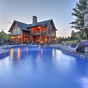 Luxury Lake Placid Home With Pool And Mountain Views! photos Exterior
