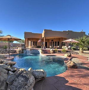 Tranquil Scottsdale Paradise Heated Pool, Hot Tub photos Exterior