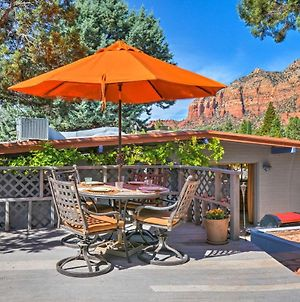 Peaceful Sedona Getaway With Outdoor Oasis & Views! photos Exterior