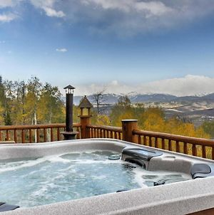 Secluded Granby Home With Mtn Views & Private Hot Tub photos Exterior