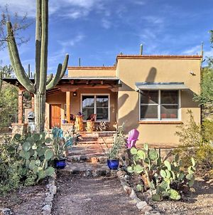 'La Roca' - Tucson Casita With Mtn View On 10 Acres! photos Exterior