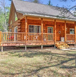 Wausaukee Cabin With Deck And Menominee River Views! photos Exterior