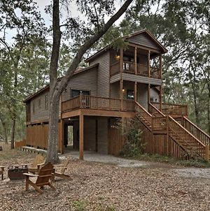 Private Edisto Island House With 3 Decks And Huge Yard photos Exterior