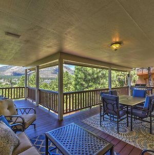 Upscale Flagstaff House With Hot Tub, Deck And Mtn Views! photos Exterior
