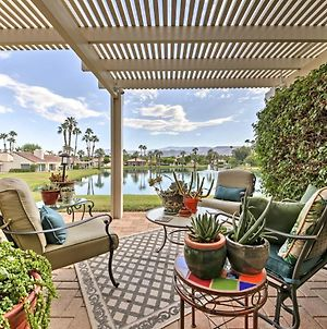 Spacious Rancho Mirage Condo With Water & Mtn Views! photos Exterior