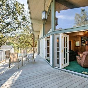 Kern River Home With Balcony, Fire Pit & Mtn Views! photos Exterior