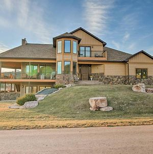 Expansive Black Hills Forest Home With Deck And Grill! photos Exterior