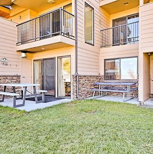 Cozy Condo On Bear Lake With Patio & View To The Lake photos Exterior