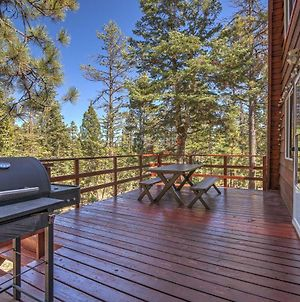 Duck Creek Village Cabin With Deck, Fire Pit And Views! photos Exterior
