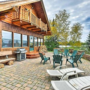 Amazing Duluth 3&Br Lakefront Home With Views & Sauna photos Exterior