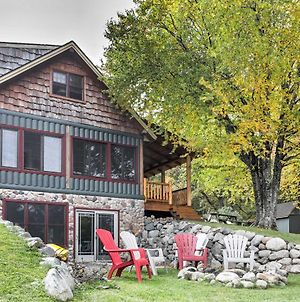 Lakefront Mercer Cabin With 2 Lofts, Fire Pit & Porch photos Exterior