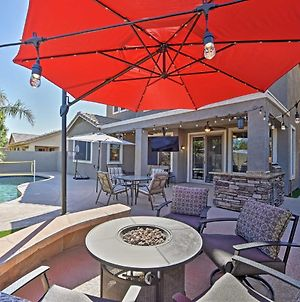 Spacious Surprise Home With Private Pool & Fire Pit! photos Exterior