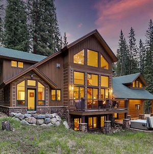 Breckenridge House With Deck And Hot Tub On 1 Acre! photos Exterior