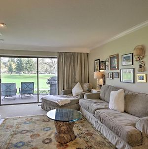 Bright And Airy Napa Condo With Patio On Golf Course! photos Exterior