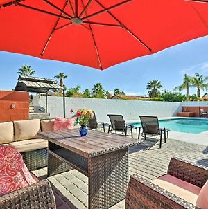 Updated Cathedral City Home With Private Pool & Spa! photos Exterior