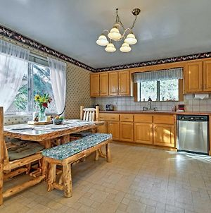 Cozy Big Bear Home With Yard And Patio -5 Mins To Lake! photos Exterior