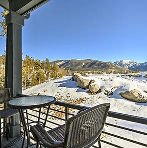 Home With Views & Fireplace-Walk To Town And Grand Lake! photos Exterior