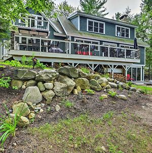 Lakefront Winthrop Home With Outdoor Bar, Deck & Dock photos Exterior