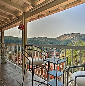 Hilltop Valley Center House With Balcony And Mtn Views! photos Exterior