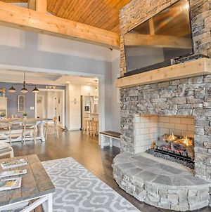 Lakefront Butler Home With Hot Tub, Fire Pit And Dock! photos Exterior