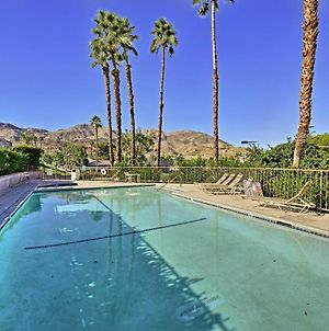 Palm Desert Townhouse With Mtn Views And Pool Access! photos Exterior