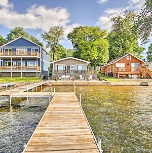 Lake George Cottage On The Lane With Dock And Kayaks! photos Exterior
