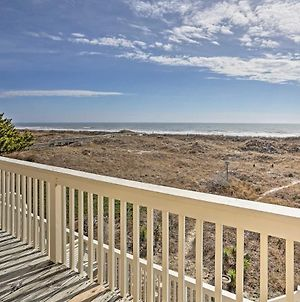 Sunset Beach Home With Deck And Views - Steps To Beach! photos Exterior