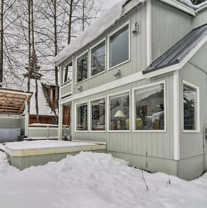 Cabin With Hot Tub And Views 1 Mile To Alyeska Resort photos Exterior