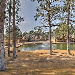 Ruidoso Home With Porch & Grill In Innsbrook Village! photos Exterior