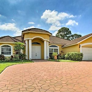 Chic Port St Lucie Home Near Pga Village And Gardens photos Exterior