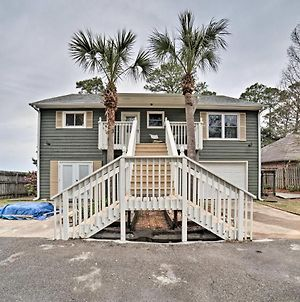 Waterfront Gulf Breeze Apt With Gas Grill And 2 Bikes! photos Exterior