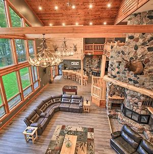 Waterfront Lake Mille Lacs Lodge With Deck And Grill! photos Exterior