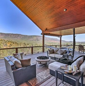 'Az Rim Retreat' In Pine With Deck, Hot Tub And Views! photos Exterior