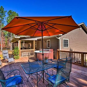 Ellijay Resort Cabin With Private Hot Tub & Mtn Views photos Exterior
