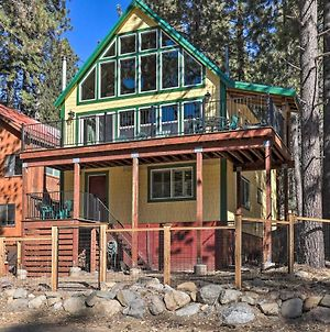 Mtn Retreat With Donner Lake Views By Squaw Valley! photos Exterior