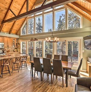 Mtn Cabin Donner Lake View, 13 Mi To Squaw Valley photos Exterior