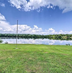 Riverfront Decatur Home With Private Pool And Dock! photos Exterior