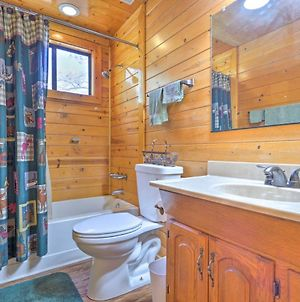 Charming Rustic Cabin In The Pines With Deck & Views! photos Exterior