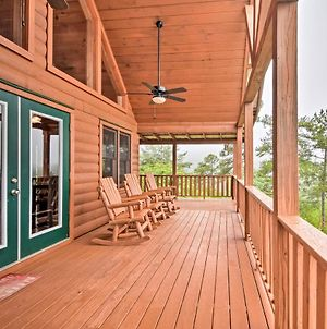 Murphy Cabin With Mtn Views About 4 Mi To Cherokee Lake! photos Exterior