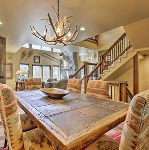 The Bells Luxe Lodge With Game Room, Deck, Fireplace photos Exterior