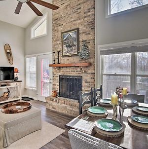 Remodeled Beech Mtn Retreat; Fire Pit & Game Room photos Exterior