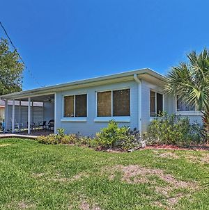 Ormond Beach Bungalow With Patio And Quiet Setting! photos Exterior
