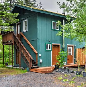Peaceful, Quiet Seward Apt With Back Yard And Mtn Views photos Exterior