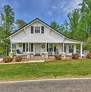 Dobson Farmhouse With Wraparound Porch And Fire Pit! photos Exterior