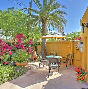 Tucson Cottage With Patio - Mins From Downtown & Ua! photos Exterior
