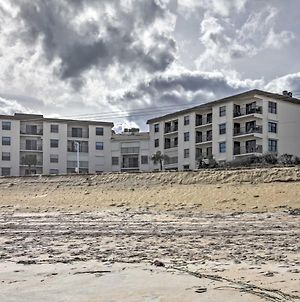 Oceanfront Ormond Beach Condo With Balcony And Pool! photos Exterior