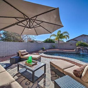 Radiant 'Peoria Paradise' House With Pool & Patio! photos Exterior