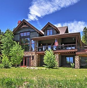 Tabernash Home With Game Room, Hot Tub And Mtn Views! photos Exterior